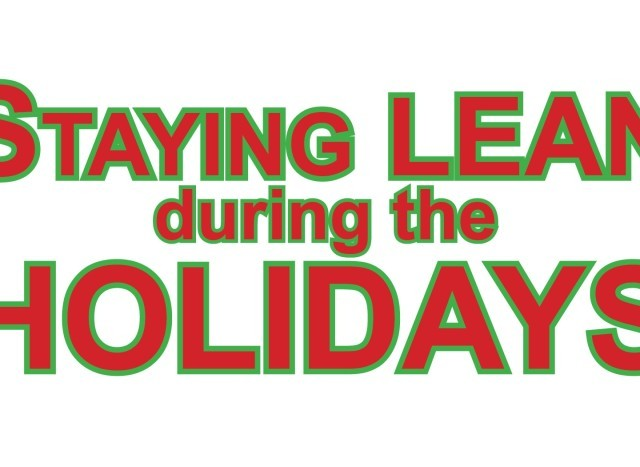 lean-during-the-holiday-season