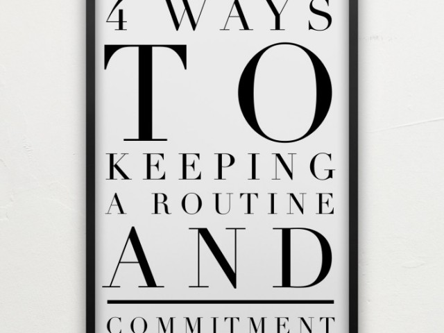 routine-commitment