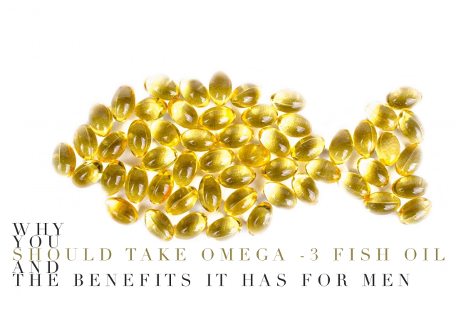 Benefits of omega -3 fish oil