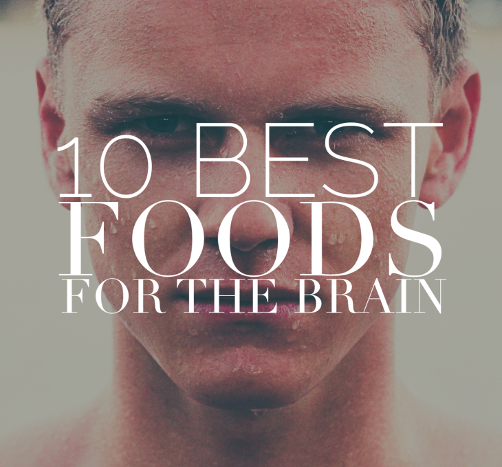 10 Best Foods for the Brain