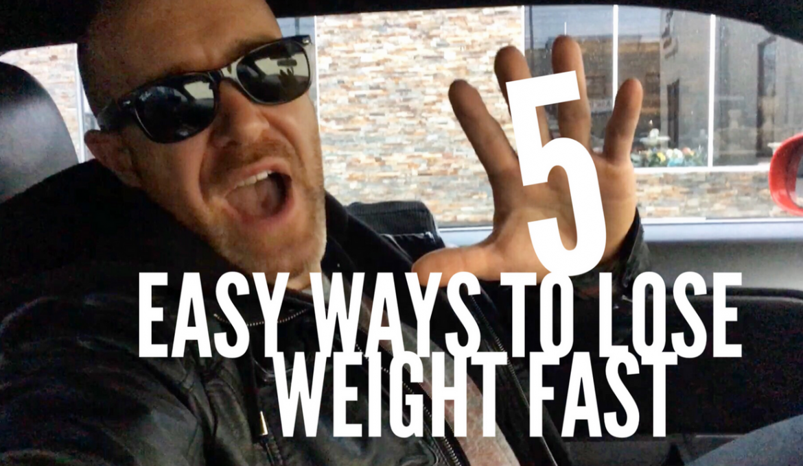 5 Easy Ways to Lose Weight Fast And Keep Your New Year's Resolution