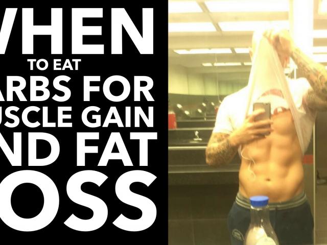 Carbs At Night – Natural Fat Loss Killer Or Myth?