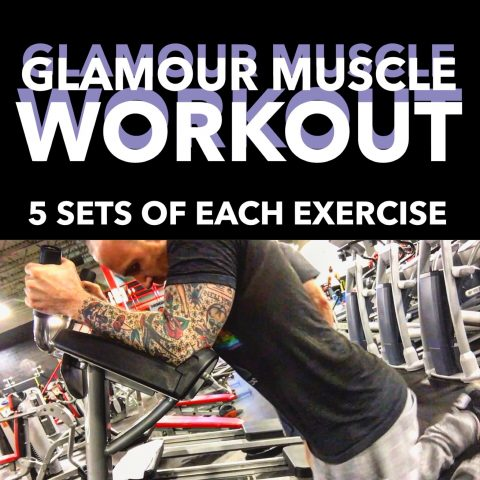 glamour muscle workout